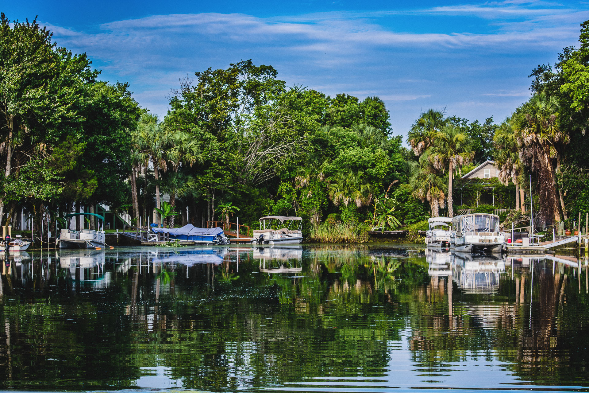 "A taste of ""Old Florida"" on the Crystal River"