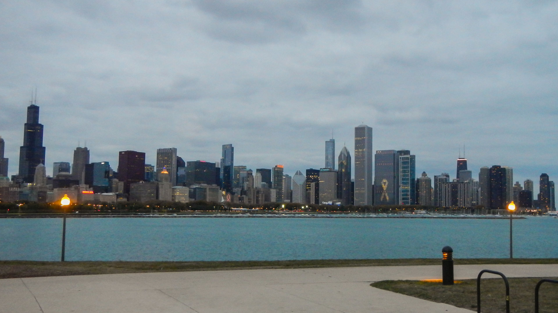 Chicago Skyline, Chicago Illinois