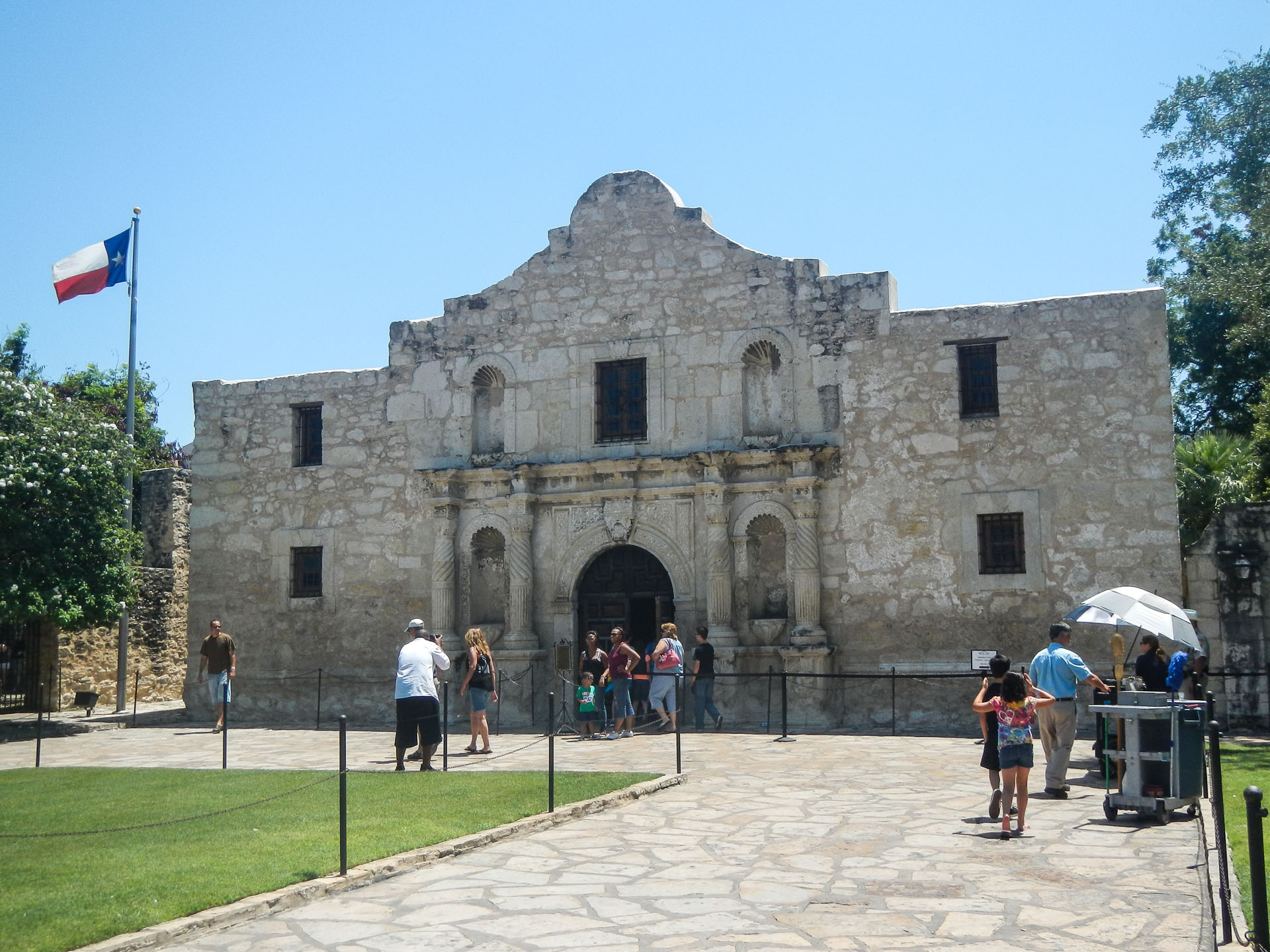 The Alamo San Antonio, TX