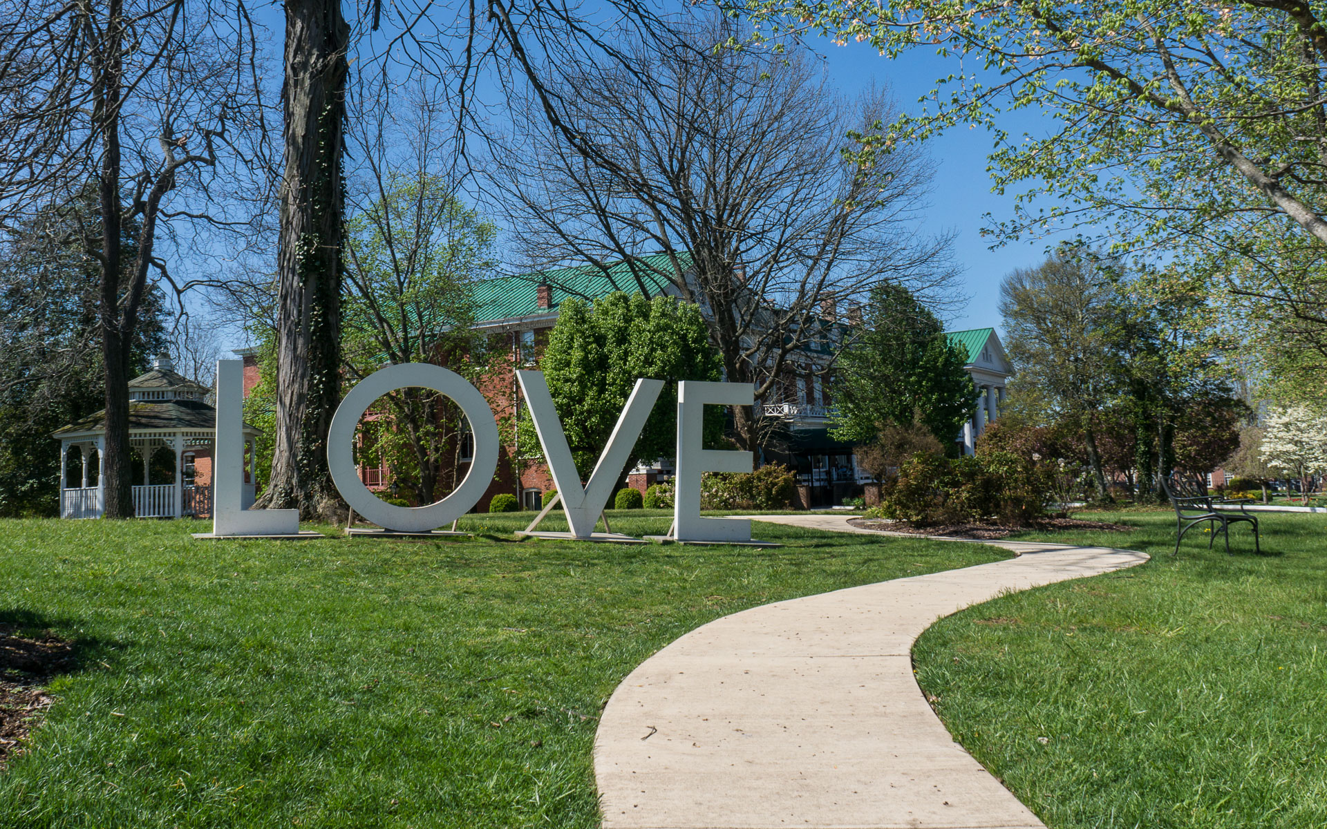 Love - Abingdon, Virginia